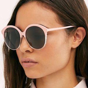 Free People Wanda Oversized Sunglasses